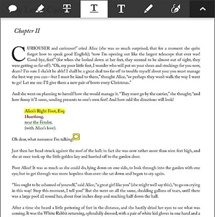 Adobe Reader - PDF читалка для Android