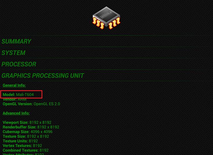 System Info Droid скриншот