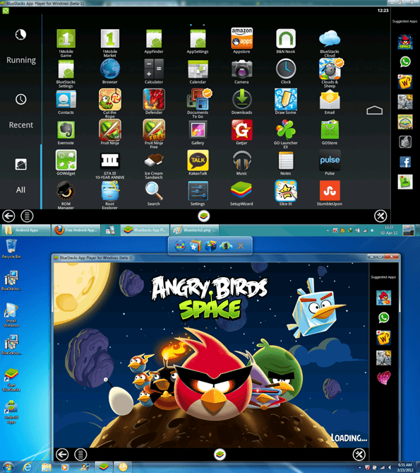 программа BlueStacks