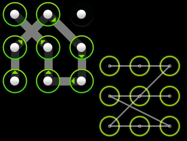 Как разблокировать графический ключ