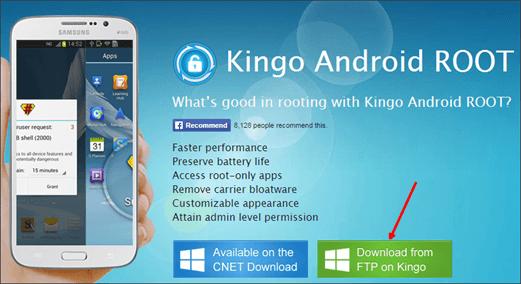 скачиваем программу Kingo Android ROOT