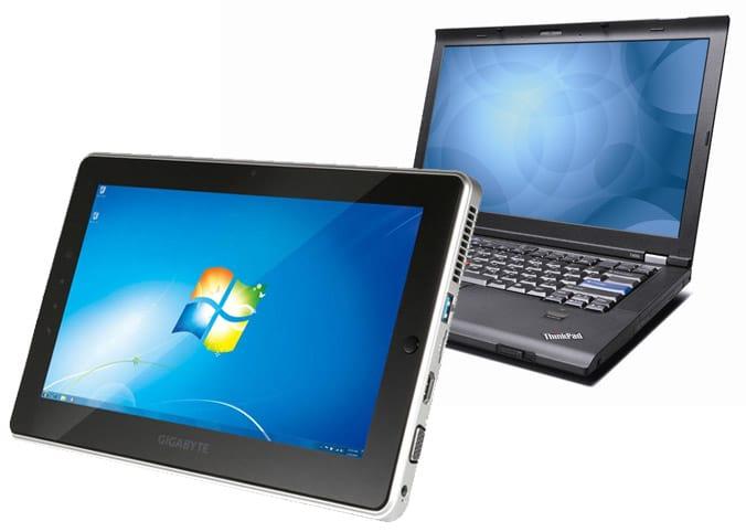 Чем планшет отличается от ноутбука