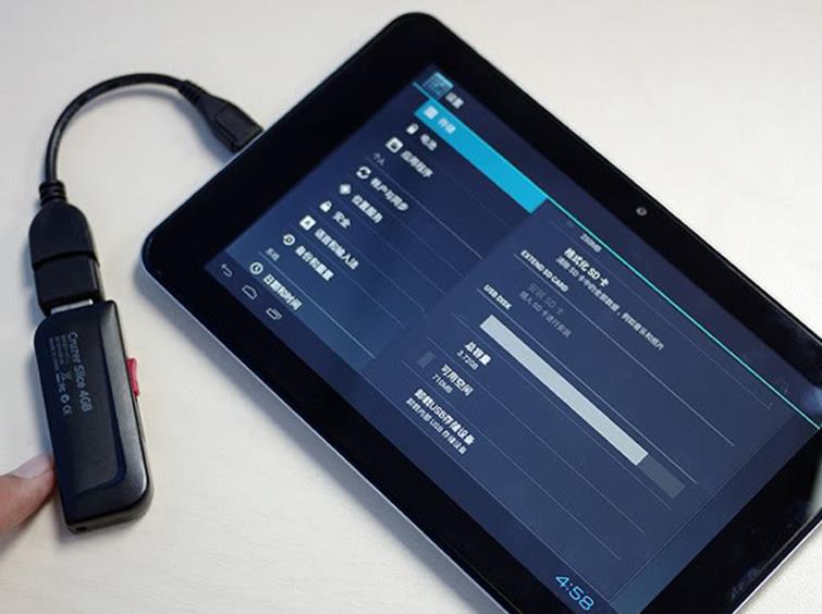 подключаем 3G модем к планшету