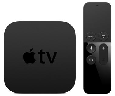 ТВ-приставка Apple TV