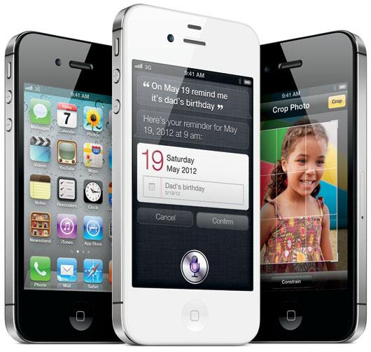 дизайн iPhone 4s