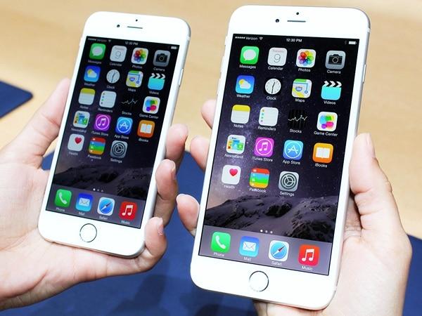 отличие габаритов iPhone 6s от iPhone 6s plus