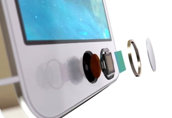 Touch ID в iphone 6s