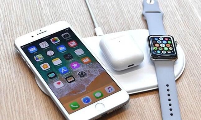 беспроводное зарядное устройство от Apple