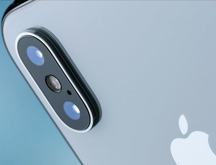 тыльная камера iPhone X