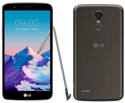 LG Stylus 3 M400DY