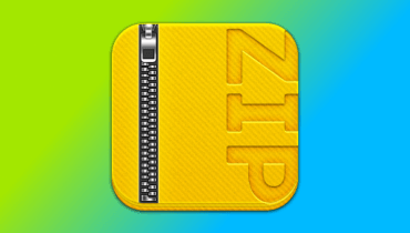 Как открыть ZIP файл на iPhone или iPad