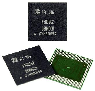 чипы оперативной памяти для смартфонов