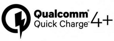 логотип быстрой зарядки Qualcomm Quick Charge