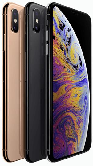 отличия в дизайне iPhone X и iPhone XS
