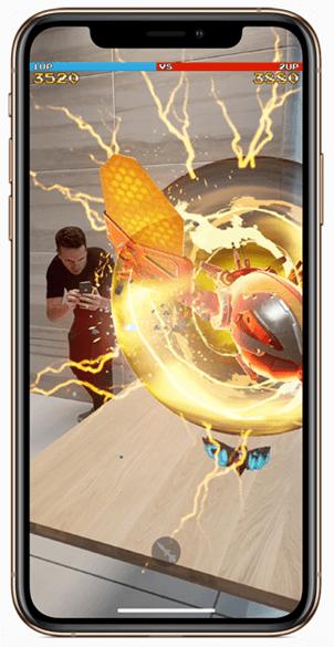 отличия в экране iPhone X и iPhone XS