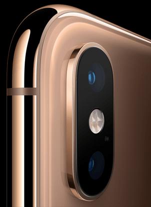 разница между камерами iPhone X и iPhone XS