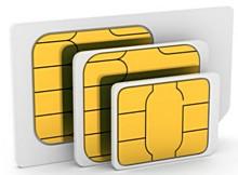 SIM-карты разного размера