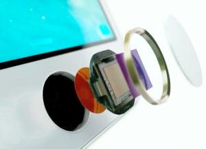 устройство сенсора Touch ID