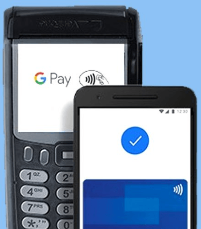 оплата с помощью телефона и nfc