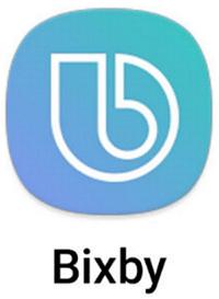 логотип Samsung Bixby