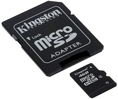 переходник с microSD на SD