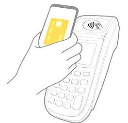 оплата при помощи технологии NFC