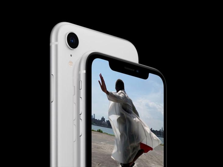 дизайн iPhone XS и iPhone XR