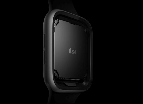 процессор Apple Watch