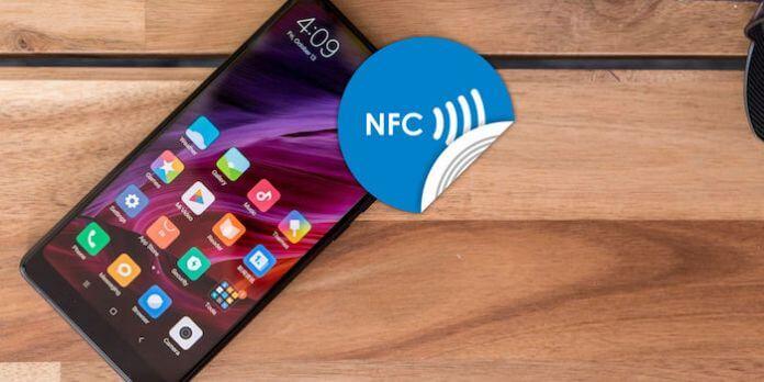 телефон с nfc