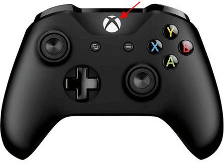 кнопка Xbox